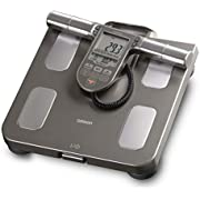 Omron HBF-514C Body Composition Monitor with Scale with 7 Fitness Indicators & 90-Day Memory, 1 Count, 2.58 kilograms
