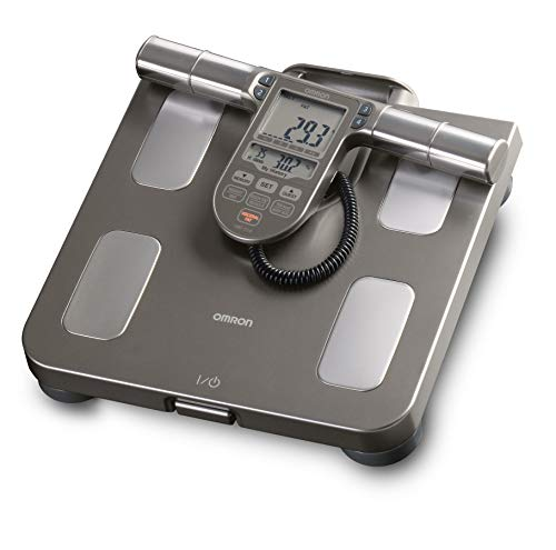 Omron Body Composition Monitor with Scale - 7 Fitness Indicators &...