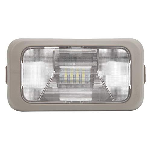 Luz interior del coche, luz de techo LED Lámpara de trabajo interior Plug and Play 15126553 Apto para Colorado