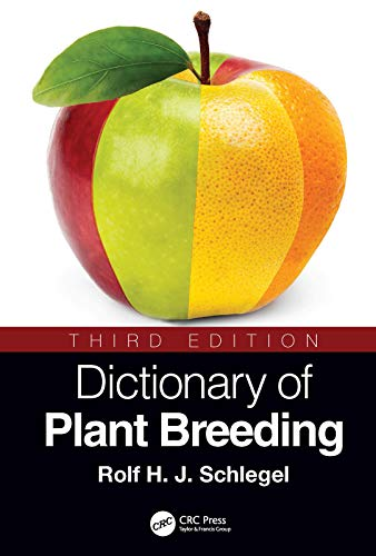 Dictionary of Plant Breeding (English Edition)