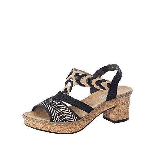 zalando sandalen rieker