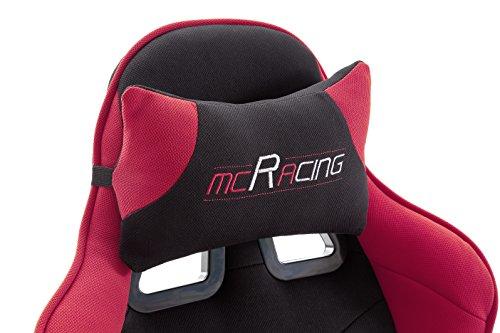 MC Racing 1 Gamingstuhl Bild 5*