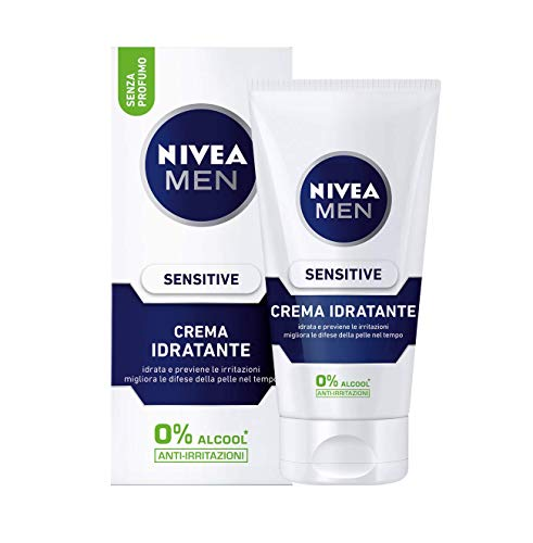 Nivea Men Sensitive Gesichtspflege Creme, (1 x 75 ml)