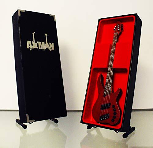 Axman Leland Sklar: Dingwall Fanfret 5 Miniatur-Nachbildung für Gitarre