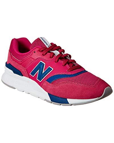 New Balance 997H V1, Zapatillas de Gimnasio Mujer, Rosa y Azul, 36 EU
