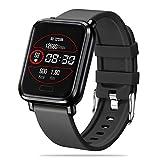 FENHOO Smartwatch, Fitness tracker con contapassi, Blood Pressure Monitor, Activity Tracker Watch...