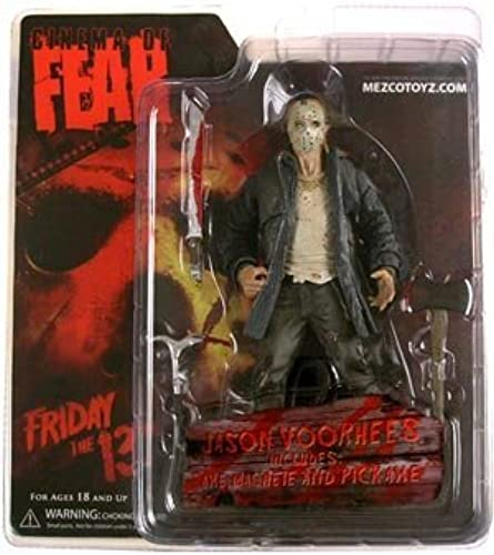 Mezco Toyz Cinema of Fear Friday the 13th Jason Vorhees (2009 Remake) by Friday The 13th
