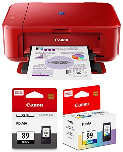 Canon E560 Multifunction Wireless Ink Efficient Colour Printer...