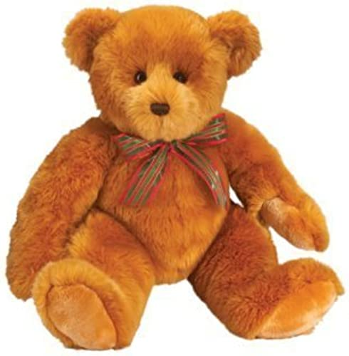 Theodore Bear W  Holiday Ribbon by Douglas