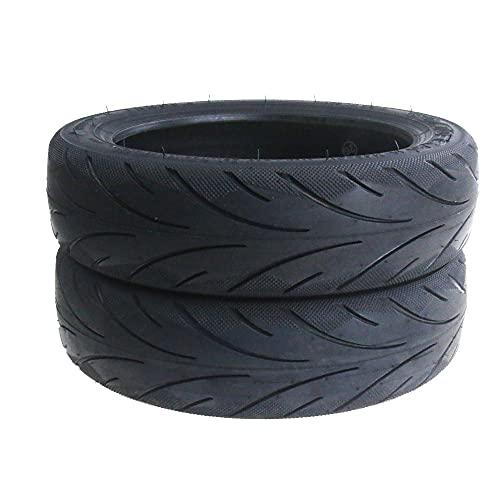 Tmom - Ruedas de repuesto para patinete eléctrico Ninebot Max G30, neumáticos de goma 60/70-6,5 (2 unidades)