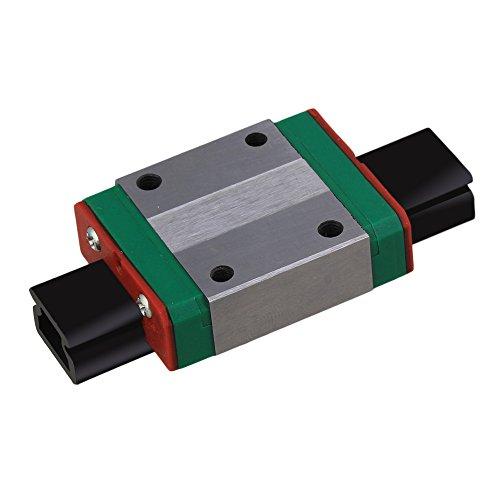 MGN12C Mini Extension Linear Guide Schiene Schiebe Block für lineare Schiebe Geräte Präzisions Messgeräte