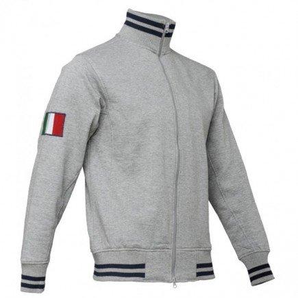 Indust. Starter Sweatshirt Ortler grau Größe XL