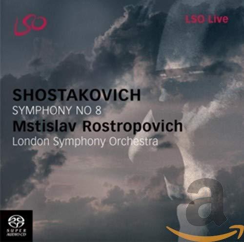 Sinfonía No.8 (SACD)