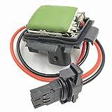 HZYCKJ Resistencia del motor del ventilador del calentador de control del ventilador del automóvil OEM # 7701046941