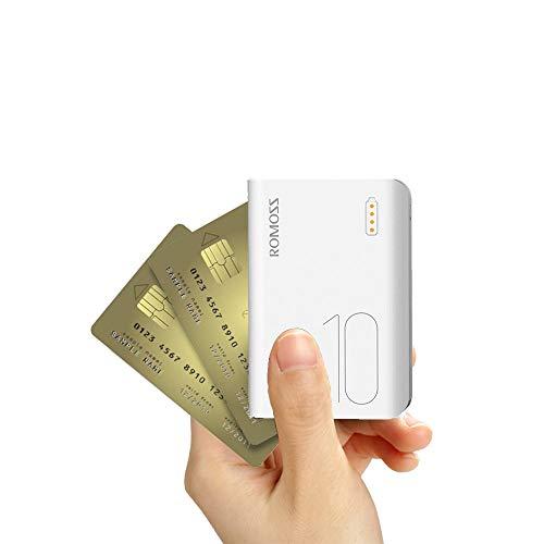 Romoss Mini Power Bank 10000mAh a soli 10,5€ con codice sconto Amazon