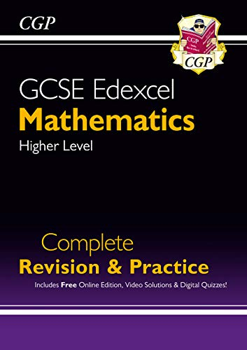 GCSE Maths Edexcel Complete Revision & Practice: Higher - Gr
