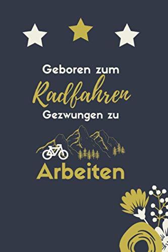 Lustiges Geschenk für Rennradfahrer,Notizbuch für Rennradfahrer.Perfekt zum geburtstag geschenk für Rennradfahrer,Tagebuch für Rennrad,Geschenke ... Geschenk Idee Rennradfahrerin
