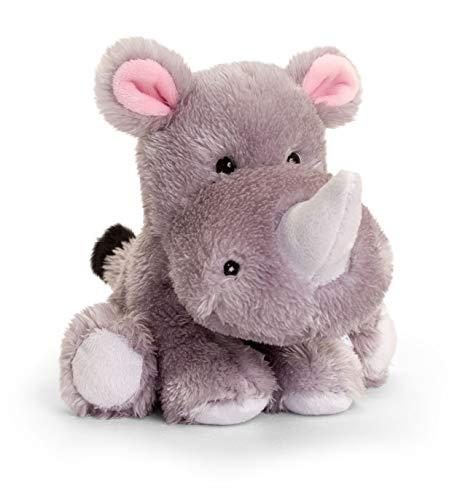 Lashuma Plüschtier Nashorn Ricky, Keel Toys Kuscheltier 14 cm