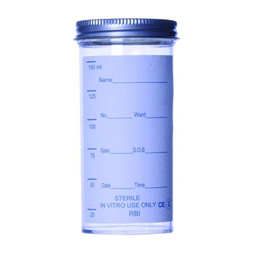 Senza Etichetta Ramboldi 360251 Contenitore in Polistirene Wheaton da 250 ml