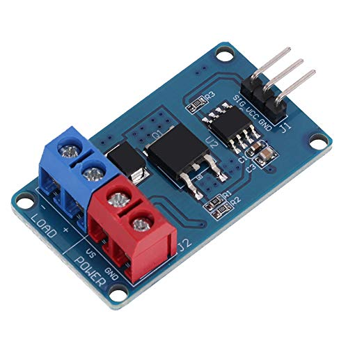 【𝐅𝐫𝐮𝐡𝐥𝐢𝐧𝐠 𝐕𝐞𝐫𝐤𝐚𝐮𝐟 𝐆𝐞𝐬𝐜𝐡𝐞𝐧𝐤】Stabiles Schaltmodul, praktische kleine elektrische Komponenten, für Gleichstromventilatoren Gleichstrommotoren