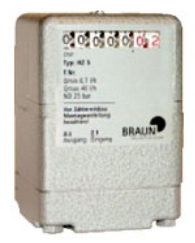 Ölzähler HZ 5 ink. Anbauset 4mm