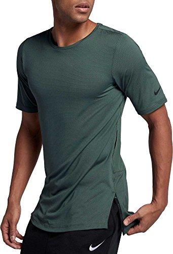 Nike Men's Modern Utility Fitted Training T-Shirt (Vintage Green/Black, S)