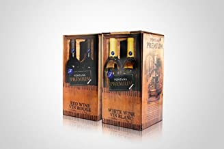 Fontana Hand Crafted - 5.2 Lt. - Zinfandel Blush Style Wine Kit