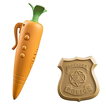 Zootopia Judy s Carrot Recorder And Badge