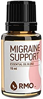 Rocky Mountain Oils - Migraine Support - 15 ml - 100% Pure and Natural Essential Oil Blend