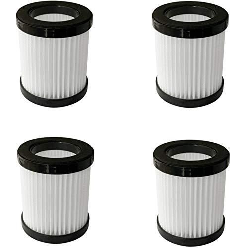 Fransande Accesorios de aspiradora HEPA filtro filtros elementos para aspiradora de mano XL-618A
