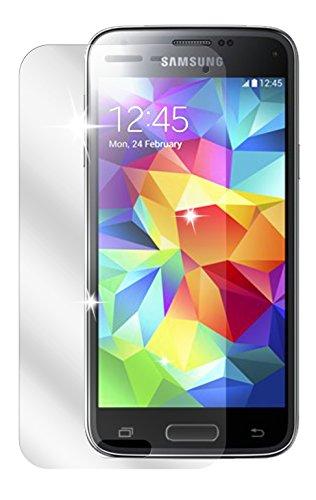 dipos I 2X Schutzfolie klar kompatibel mit Samsung Galaxy S5 Mini Folie Displayschutzfolie