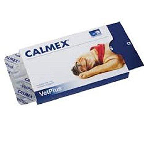 Calmex Tranquilizante natural para perros