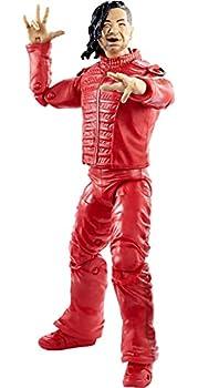 WWE Ultimate Edition Shinsuke Nakamura Wrestlemania 34 Action Figure