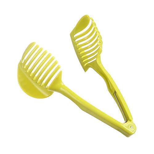 MQSATXHLOEV Limone Pezzo Fisso Pezzo palmare Arancione Limone a fette di Pomodoro Pomodoro Uovo Cut Clip Clip da Cucina Applique