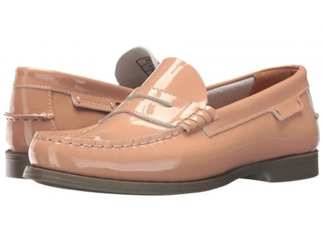 設置声を出してパス[セバゴ] レディース 女性用 シューズ 靴 ローファー ボートシューズ Plaza II - Nude Patent [並行輸入品]