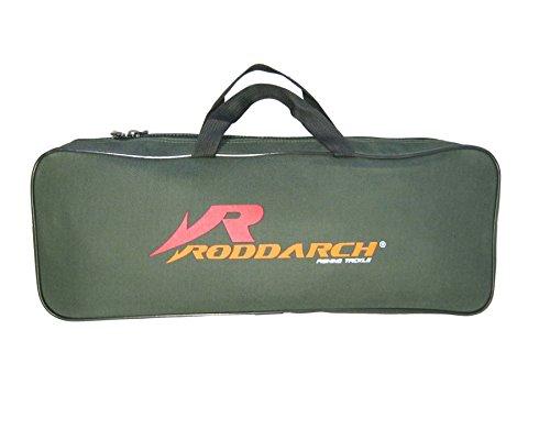 Roddarch Junior beginners Fishing Kit Set. Novice Starter fishing set includes Rod & Reel, Tackle, Bait Box, Tackle Box & Storage Bag Quality Brand