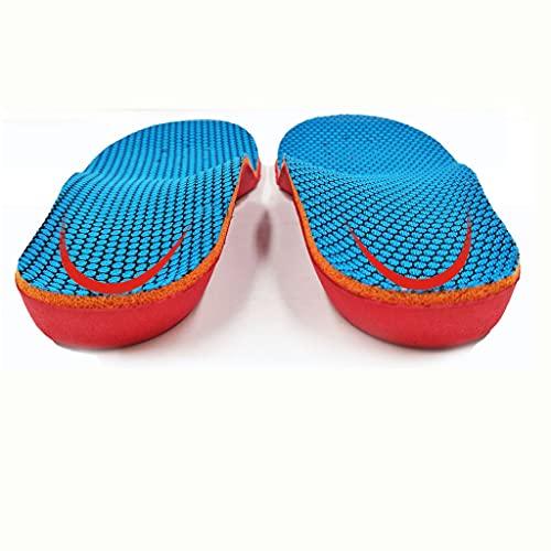 GFDFD EVA NIÑOS NIÑOS PIES Piso Pieza CORRECCIÓN Arch Soporte Soporte Padres CORRECCIÓN CORRECCIÓN Pieza DE Salud Cuidado INSERTRO Zapatos Deportivos PADE Care HERRAMIENTE (Size : L: EU32-35 (23cm))