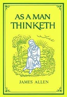 As a Man Thinketh[AS A MAN THINKETH][Hardcover]