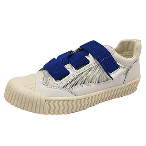 Great Features Of Meigeanfang Teen Girls Sneakers Breathable Mesh Outdoor Wild Sports Casual Shoes (...