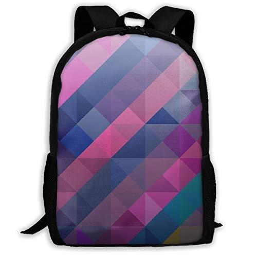 FBHA Travel Backpack Laptop Backpack Large Diaper Bag - Best-Abstract Backpack School Backpack for Women & Men