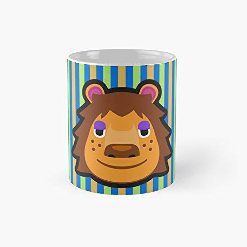 Rex Animal Crossing Classic Mug