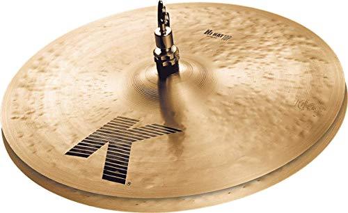 Zildjian K0823 K Hi-Hat Top 14'