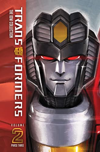 Transformers: The IDW Collection Phase Three, Vol. 2