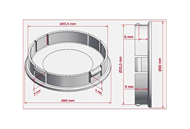 Furphy Kit di riparazione cerniera maniglia esterna Porta cromata Fiat 500 OS o NS./51939041 51964555 Argento.