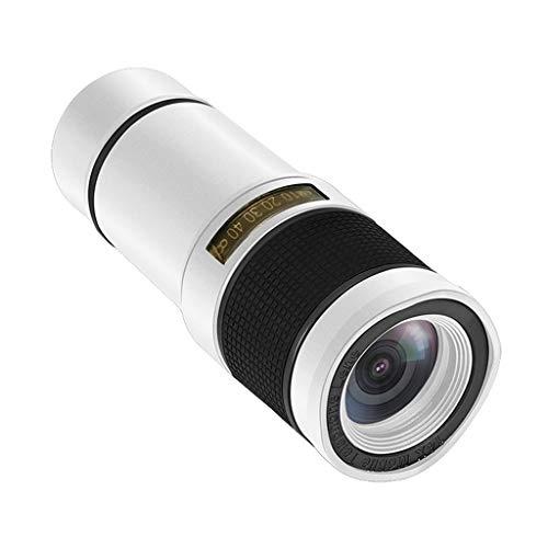 Mobiele telefoon lens Single-tube Mobiele Telescoop 12 tijden High-definition Fotografie Bal Concert Foto 3.5 * 8,6 cm, B
