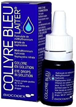 Best collyre bleu eye drops Reviews