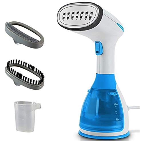 Best Buy! Portable Garment Steamers for Clothes Irons Handheld 1100W Mini Steam Iron Clothing Wrinkl...