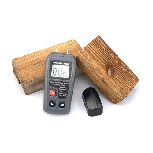 Dhmm123 Digital Tragbare Holzfeuchte-messgerät Hygrometer Holz Baum Dichte Digitale Elektrische Tester messwerkzeug EMT01 Spezifisch