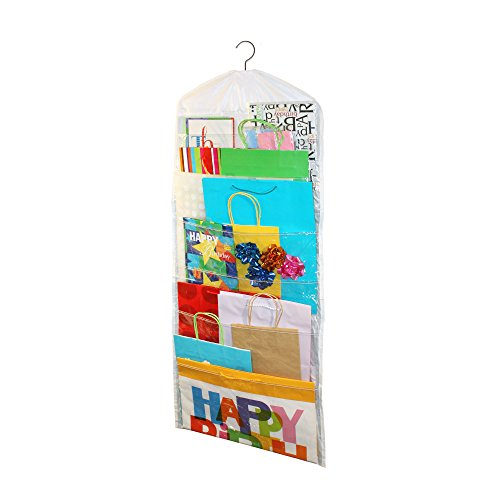 Gift Bag Organizer - Storage for Gift Bags