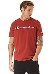 Champion Crewneck Camiseta para Hombre - 214142-rs518